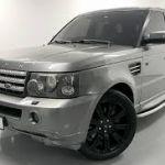 Land Rover - мощный и стильный автомобиль элитного сегмента