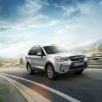 Subaru Forester - Будущее на шаг ближе!