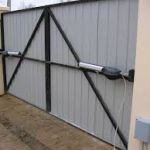 Автоматика для распашных ворот от СamerTON