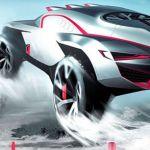 Автомобильный дизайн будущего