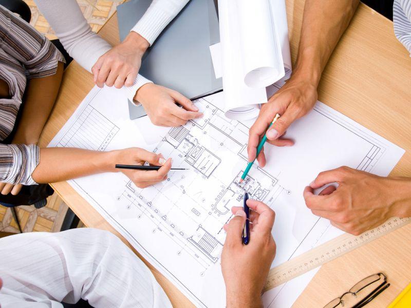 технический дизайн квартирры