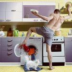 Чистый дом – залог счастливого брака