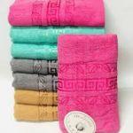 Достоинства метровых полотенец из махры
