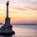 Древний и красивый город Севастополь