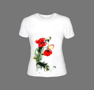 заказать печать на футболке