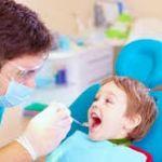 Где вылечить зубы ребенку в Киеве