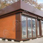 Где заказать недорого строительство торговых павильонов под ключ в Харькове