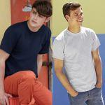 Как выбрать мужскую футболку и джинсы?