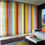 Комнатные жалюзи: советы по выбору цвета