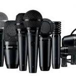 Микрофоны важная часть звукового оборудования