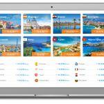 Модуль поиска туров для путешественников и туркомпаний