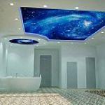Натяжные потолки - игра красок и фантазии
