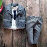 Одежда для самой счастливой и беззаботной поры человеческой жизни