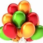 Оформление праздников гелиевыми шарами