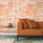 Отделка стен: выбор эффектных и практичных материалов
