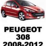 Покупка Б/У деталей на Peugeot 308