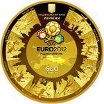 Продажа золотых монет в Украине