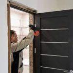 Профессиональная установка дверей в Астане