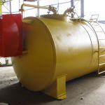 Промышленные резервуары для нефти: Важность и характеристики