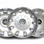 Разновидности колпаков на автомобильные колеса