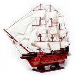 Сборные модели кораблей - лучшие подарки и сувениры