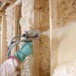Сколько стоит утепление стен пенополиуретаном