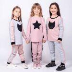 Стильная одежда для малышей и малышек