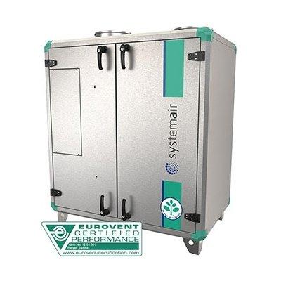 Вентиляционная установка Системэйр Topvex