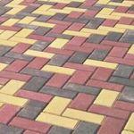 Тротуарная плитка - достойный строительный материал