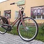 Велопрогулки по городу