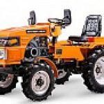 Виды мини-тракторов и их польза в хозяйстве