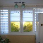 Жалюзи и рулонные шторы - это красиво и практично