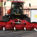Жатки для уборки кукурузы – устройство и принципы работы