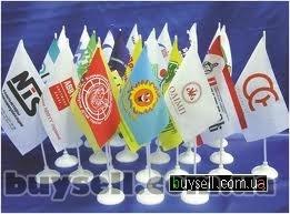 Изготовление флагов,  настольных флажков,  вымпелов изображение 2