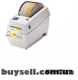 Zebra LP 2824 принтер этикеток,   термопринтер штрихкодов (ширина до 6
