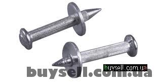 Дюбель-гвоздь 4,    5х30,     40,     50,     60,     80 мм для пристр