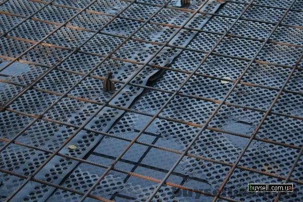 Сетка  армирования покрытий паркингов,    крыш зданий 100х100,    150х