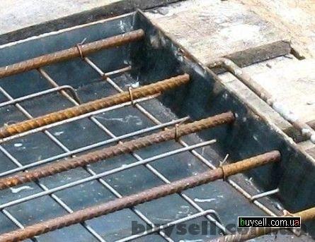 Сетка  на фундамент 100х100,    150х150,    200х200  из проволоки ВР-1