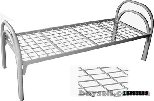 кровати металлические,  кровати одноярусные,  кровати двухярусные,  кр изображение 2