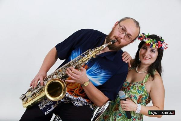 Тамада Киев,  дискотека и саксофон. . .