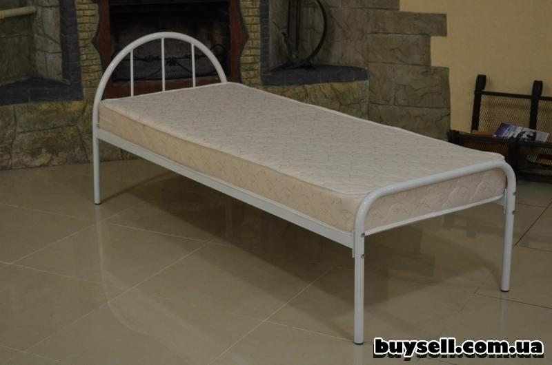 Кровати металлические для рабочих изображение 4