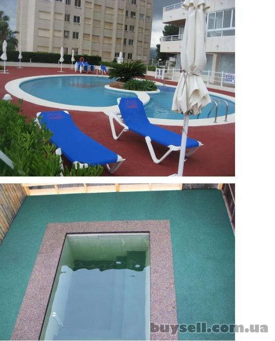 резиновое напольное покрытие для бассейнов изображение 2