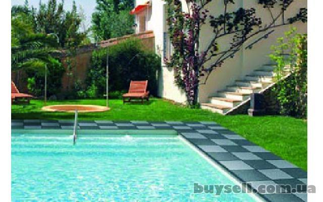 резиновое напольное покрытие для бассейнов изображение 4