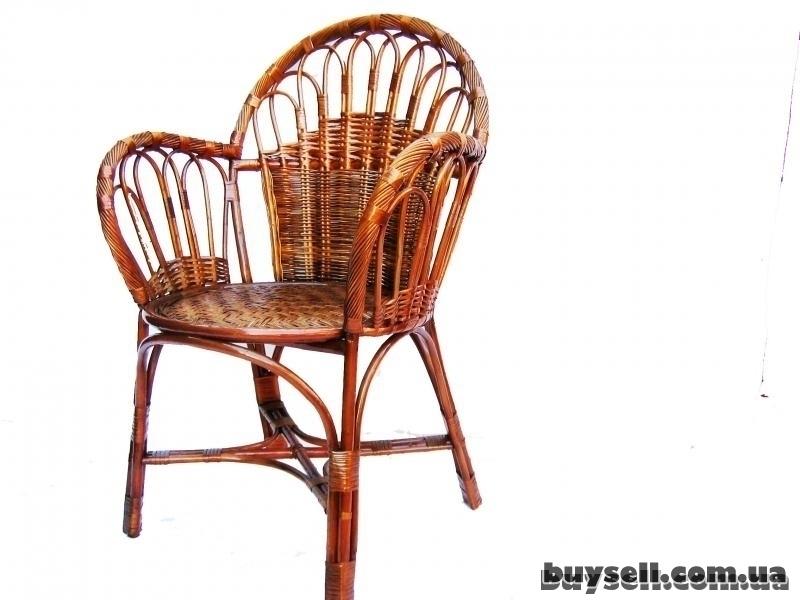 """Кресло плетеное из лозы """"Лабиринт"""""""