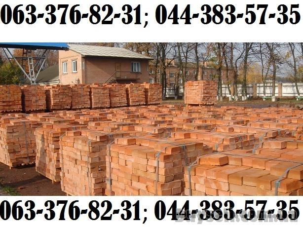 Кирпич строительный рядовой хорошего качества М-100 изображение 2