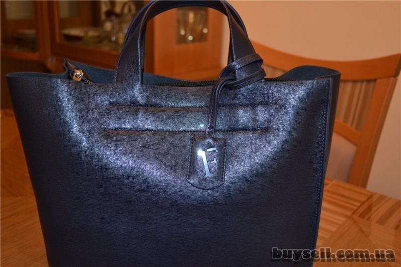 Сумка Furla Divide-It navy blue ,    оригинал изображение 5