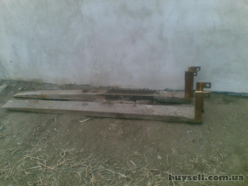 Продам безблочну стрілу на львівський автонавантажувач