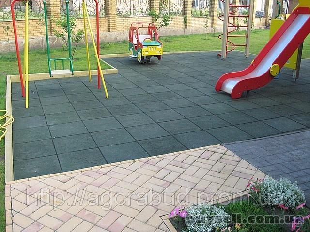 Резиновые покрытия для дачи и загородных домов изображение 2