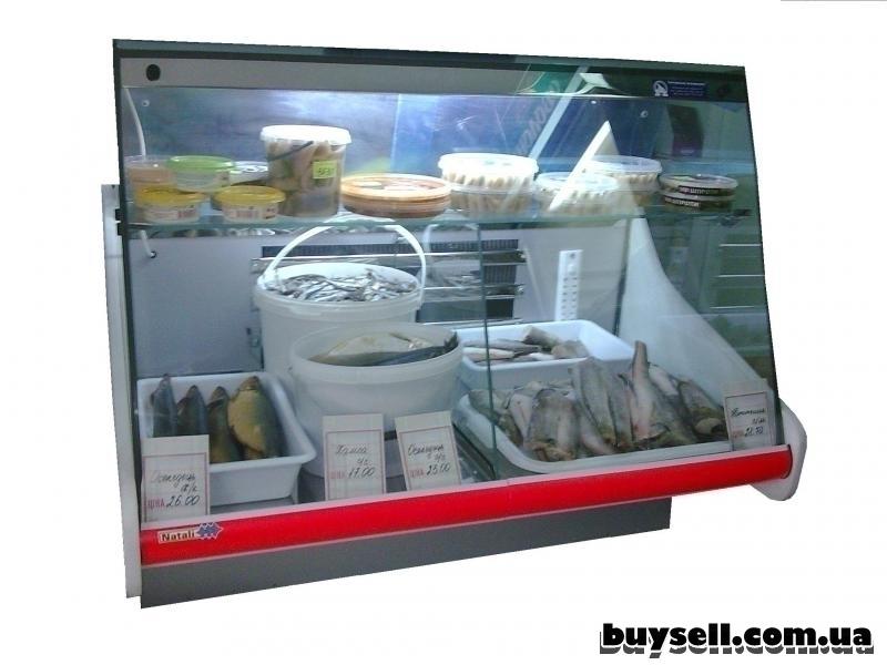 Витрина холодильная настольная - 1метр