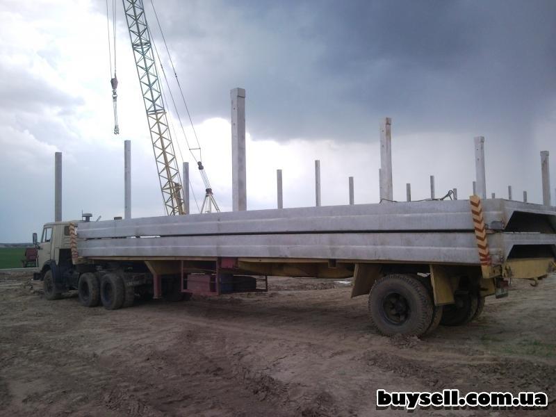 Грузоперевозки строительных конструкций Бровары и Киевская область.